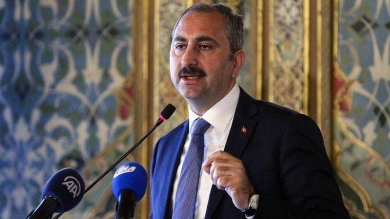 Adalet Bakanı Gül, tutuklama siparişi verenlere seslendi! Cübbem yok!