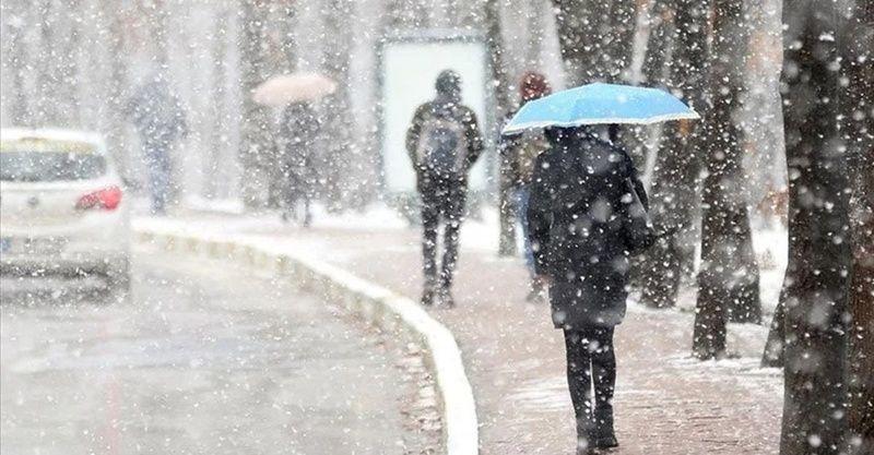Meteorolojiden yeni kar yağışı uyarısı! Önce yağmur sonra kar gelecek