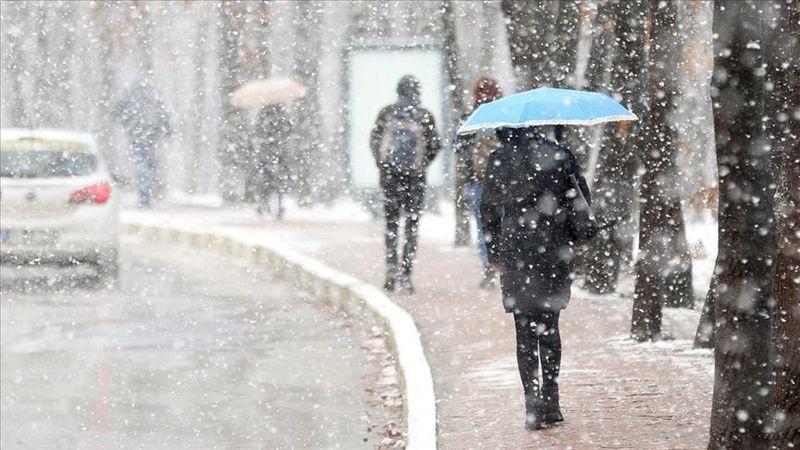 Hava sıcaklıkları düşüyor! Kar ve yağmur yeniden geliyor!