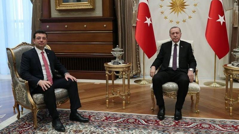 Cumhurbaşkanı Erdoğan'a rakip olması muhtemel kişiler ve oy oranları!