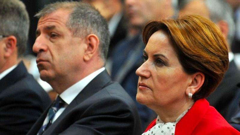 """Ümit Özdağ'a Meral Akşener randevu vermedi! """"Kalleşlikle karşı karşıya kaldım"""""""