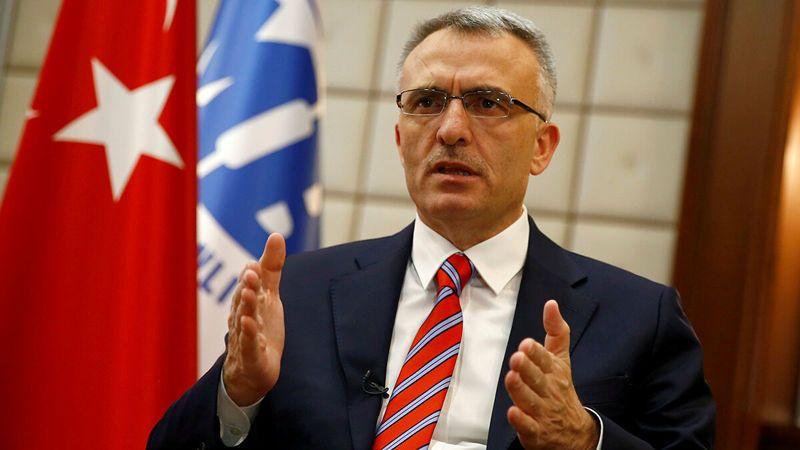 Naci Ağbal 2021 enflasyon tahminini açıkladı!