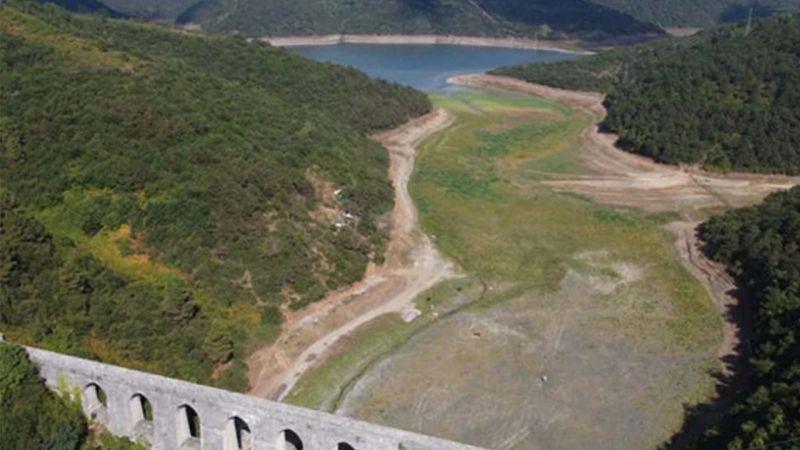 İstanbul barajlarının doluluk oranları açıkladı!