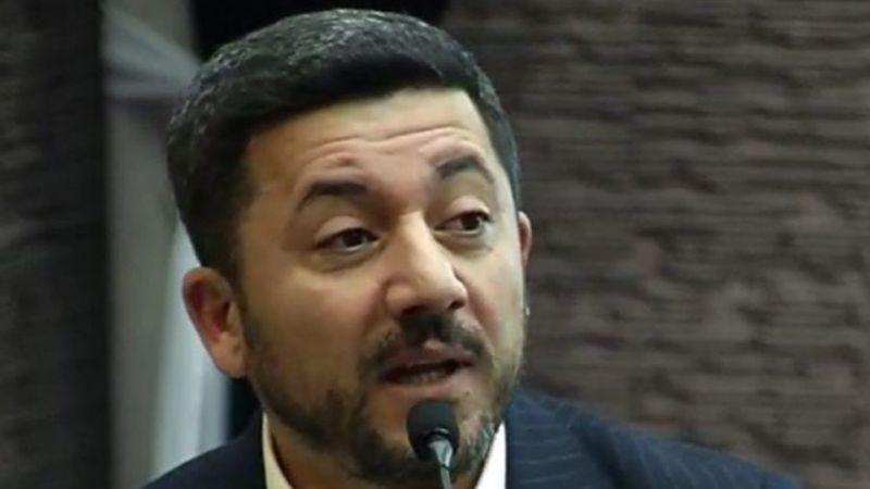 Ak Partili Nevşehir Belediye Başkanı Rasim Arı'nın İstifası