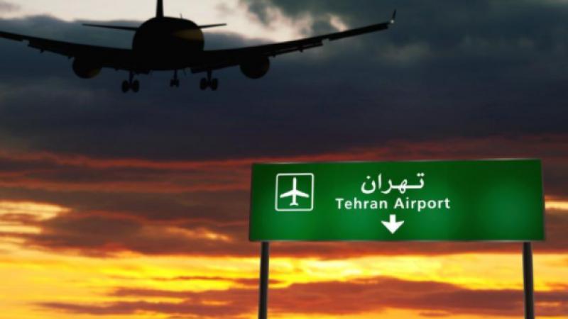 Tahran'da siren sesleri duyuldu! THY uçağı rotasını Bakü'ye çevirdi