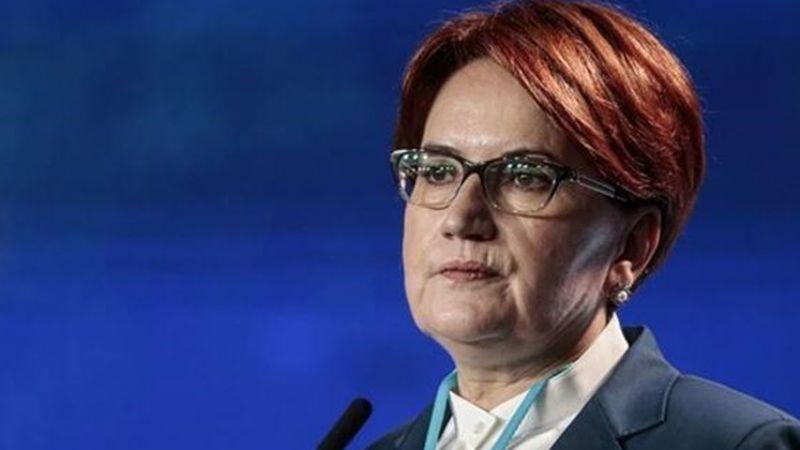 İYİ Parti Genel Başkanı Meral Akşener'den Önemli Açıklamalar