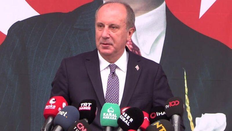 Muharrem İnce ve CHP arasında istifa krizi! Partiden 2018 göndermeli yanıt geldi
