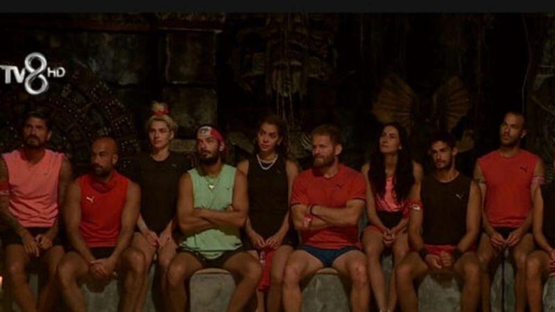 TV8 Survivor 16 Şubat 2021 Eleme