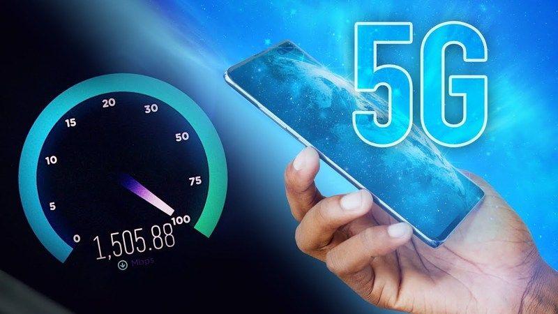 Samsung'un 4G+5G testinin sonucu şaşırttı.