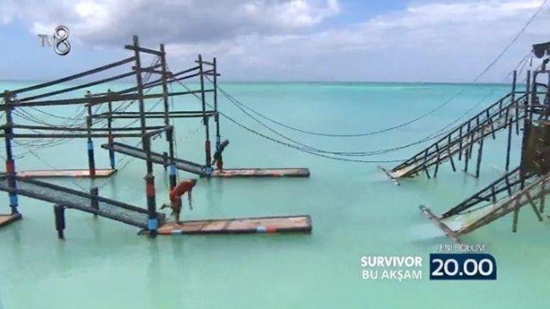 Survivor 2021 Ödül Oyunu