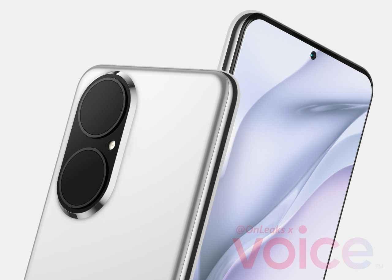 Huawei P50'nin Görüntüleri Ortaya Çıktı! Devasa Kamera Tasarımı Şaşırttı! -  Teknoloji
