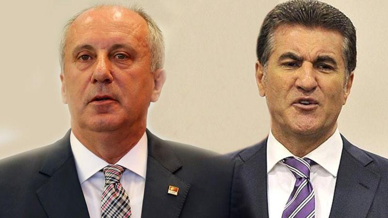 Mustafa Sarıgül ve Muharrem İnce'nin oy oranları belli oldu