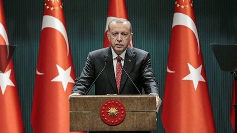 Türkiye kısmi kapanmaya geçiyor! Cumhurbaşkanı Erdoğan açıkladı