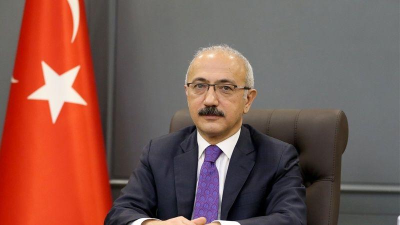 Hazine Ve Maliye Bakanı Lütfi Elvan'dan Önemli Açıklamalar