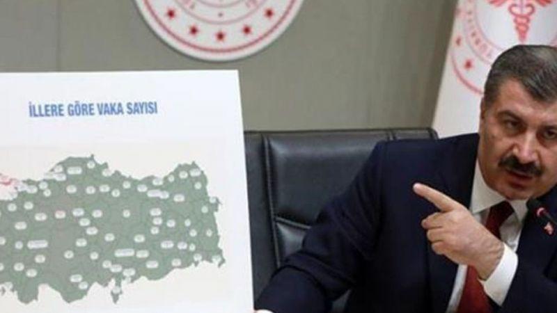 Sağlık Bakanı Fahrettin Koca Yoğun Bakım Doluluk Oranlarını Açıkladı