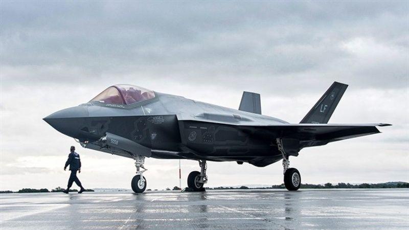 ABD Türkiye'yi Resmi Olarak F-35 Programından Çıkardı