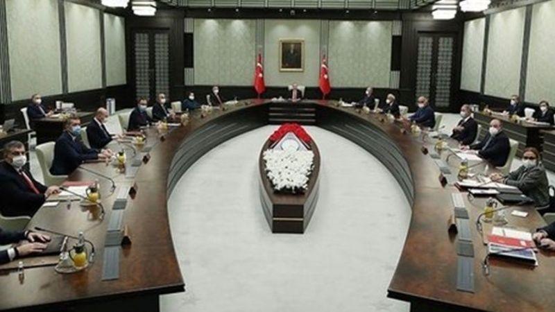 Cumhurbaşkanlığı Kabinesi'nde Flaş Değişiklik