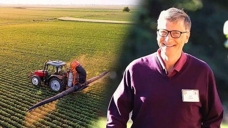 Bill Gates, Trakya'dan toprak aldı iddiası!