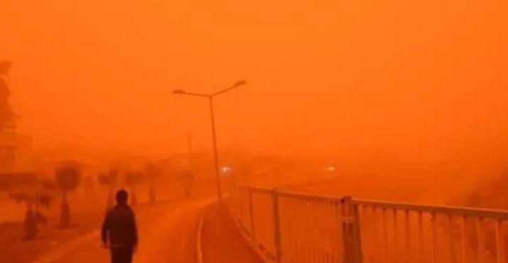 Meteoroloji 21 ili uyardı: Suriye'den geliyor!
