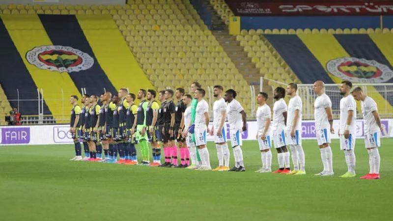 Fenerbahçe'nin şampiyonluk inadı sürüyor