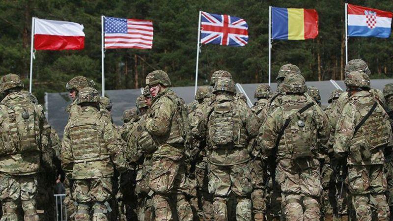 ABD ve Avrupa ülkeleri 28 bin askerle tatbikat başlattı!