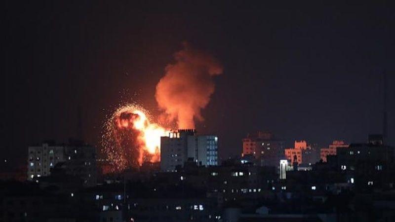 İsrail-Filistin çatışması devam ediyor! Hamas Hareketi Tel Aviv'e 130 roket attı