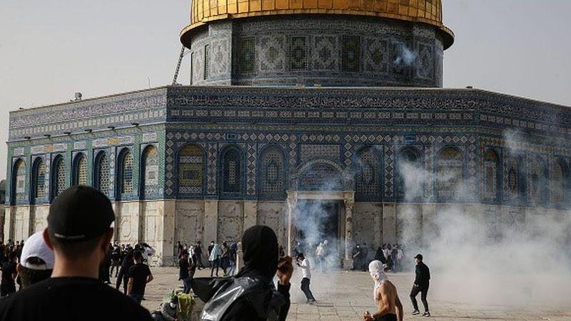 İsrail'e karşı 'Kudüs'ün Kılıcı' operasyonu başlatıldı!