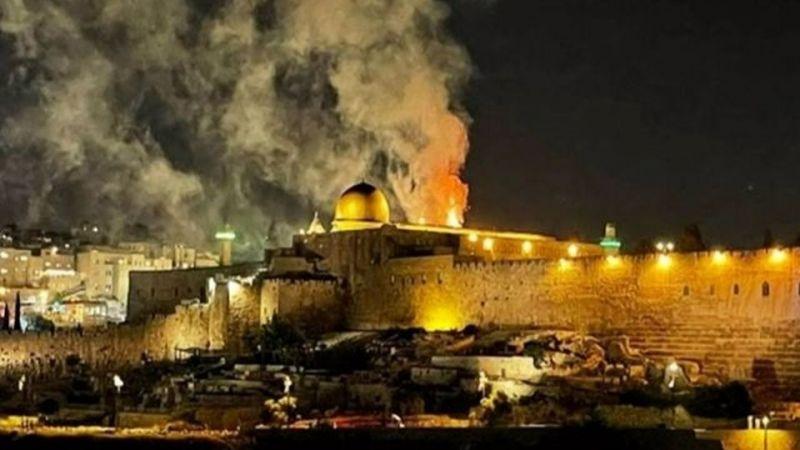 İsrail ile Filistin Arasındaki Çatışmalar Sürüyor
