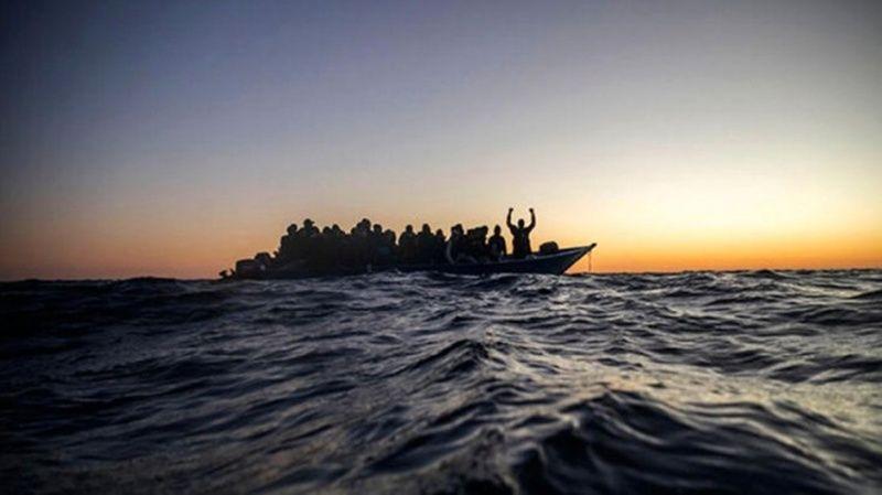 Akdeniz'de can pazarı! Göçmenleri taşıyan gemi battı, çok sayıda kişi boğularak can verdi