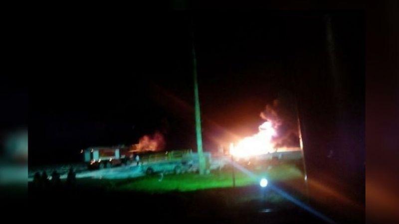Son dakika! Diyarbakır 8. Ana Jet Üssü'nde patlama meydana geldi