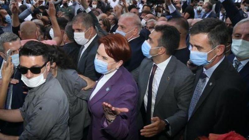 Merak Akşener'e şok tepki, programını iptal etti