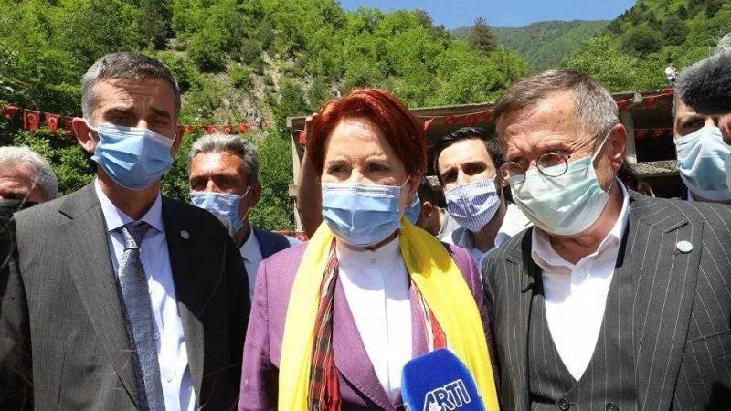 AK Parti'den Meral Akşener'e provokasyon suçlaması!
