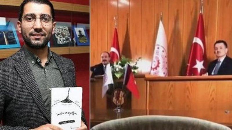 Anadolu Ajansı Muhabiri Musab Turan'dan Bakan Soylu Sorusu