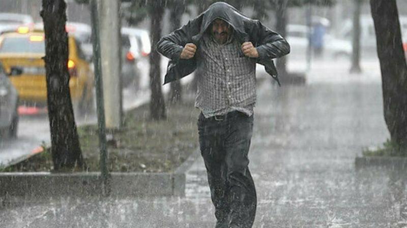 Meteoroloji'den açıklama! Sıcaklıklar düşüyor yağmur geliyor
