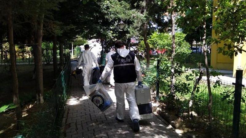 İstanbul Küçükçekmece'de Kan Donduran Cinayet