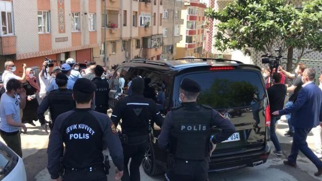 Ekrem İmamoğlu'na protesto şoku