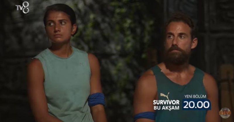Survivor'da ada konseyi bir anda karıştı! Batuhan mavi takımı ve özellikle Merve'yi yaylım ateşine tuttu