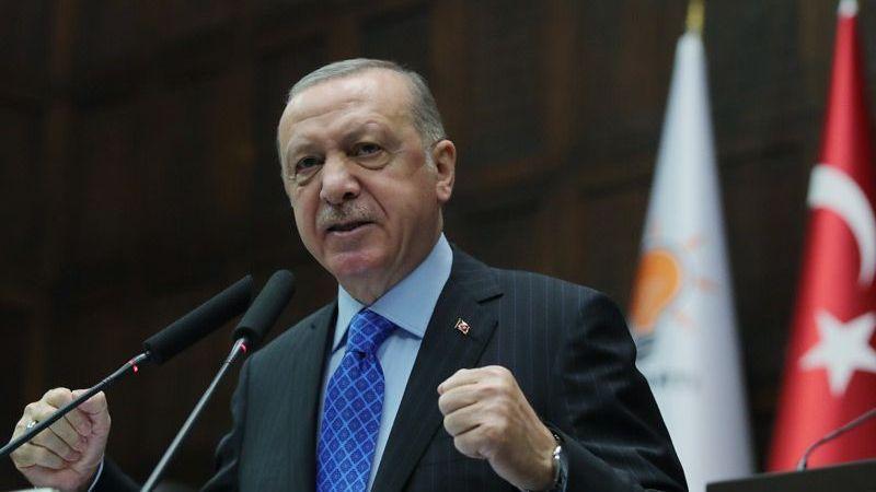 Erdoğan'dan Soylu'ya destek, Akşener'e tepki
