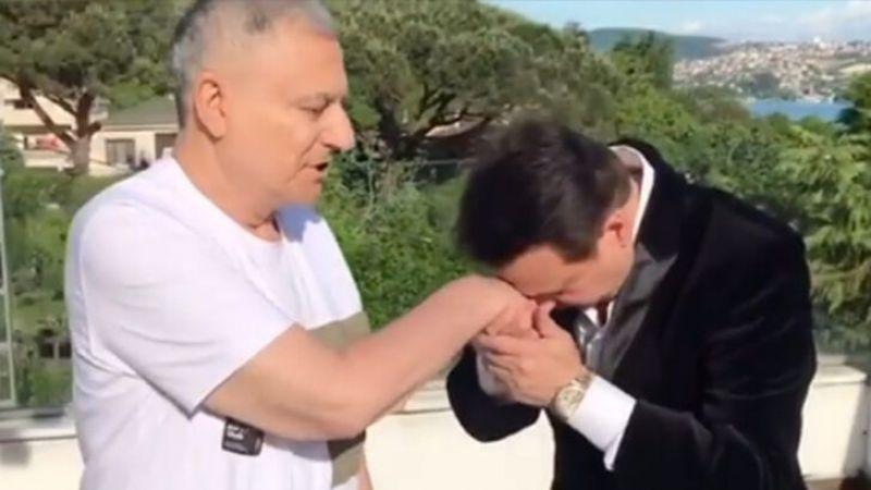 Mehmet Ali Erbil'den arkadaşına 12 bin dolarlık hediye!