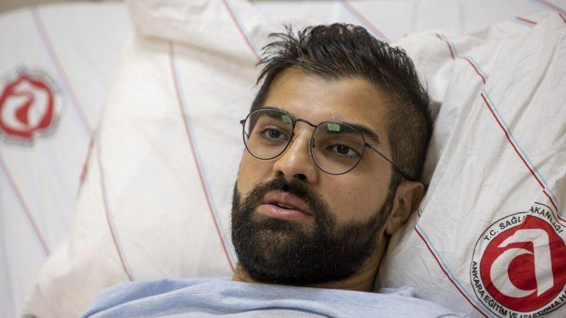 Hastası tarafından bıçaklanan doktor mesleği bırakmayı düşünüyor