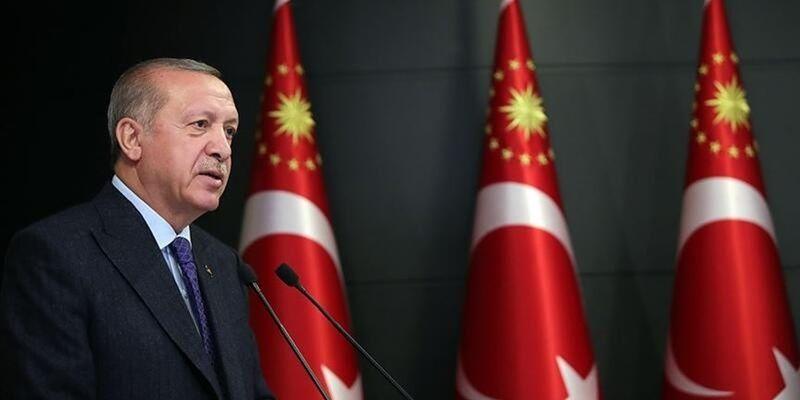 Sokağa çıkma yasağı kalktı mı? Cumhurbaşkanı Erdoğan açıklama yapıyor