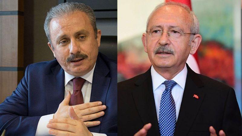 Şentop'tan Kılıçdaroğlu'na 10 bin dolar alan milletvekili yanıtı