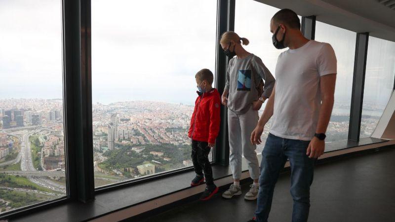 Çamlıca'dan İstanbul'u izlemenin bedeli 60 TL