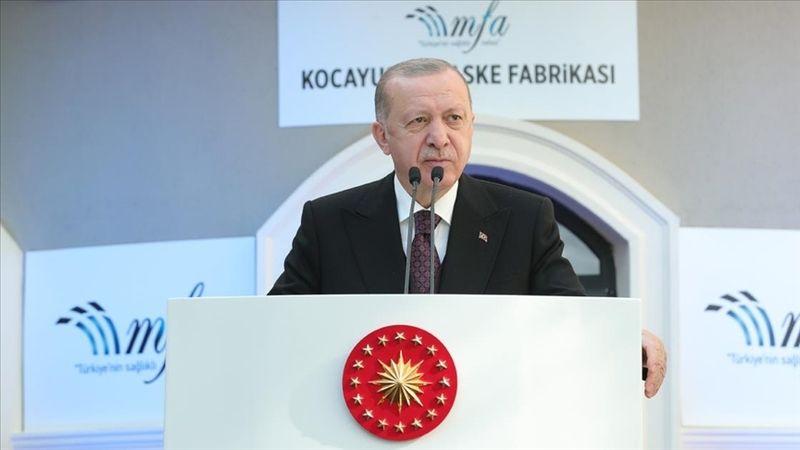 Erdoğan, çiftçilere ve sanatçılara destek verileceğini duyurdu