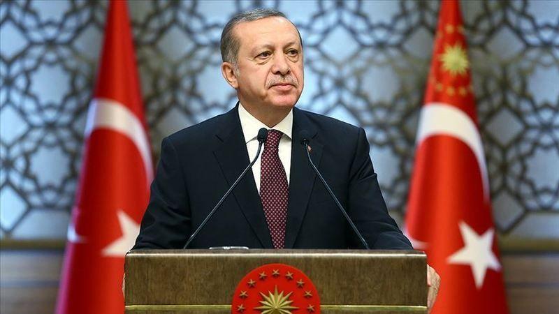 """Cumhurbaşkanı Erdoğan, """"Tabiat korumak tercih değil zorunluluktur"""""""