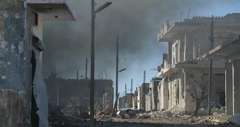 Rusya: Suriye'de 70 militan öldürüldü