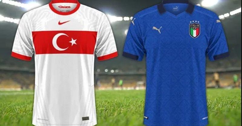 Euro 2020 Türkiye İtalya maçı ne zaman? Türkiye-İtalya maçı şifresiz hangi kanalda?