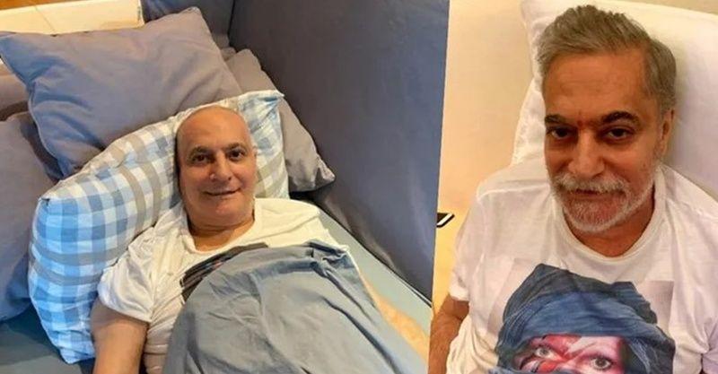 Mehmet Ali Erbil'e ne oldu? Mehmet Ali Erbil'in sağlık durumu nasıl?