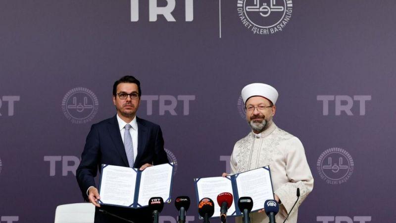Diyanet ve TRT yeni çocuk kanalı kuracak