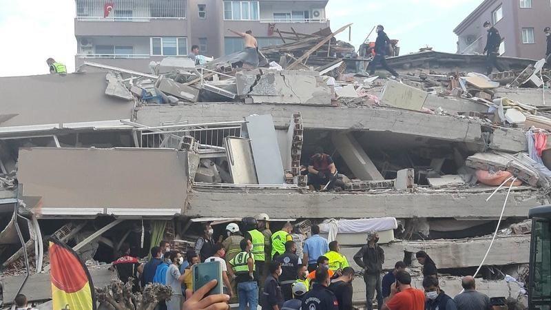 İzmir depremi hakkında yeni gelişme! 29 kişi hakkında dava açıldı